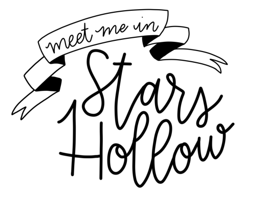 Handlettered design to be screenprinted on a sweatshirt