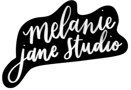Hand lettered logo design